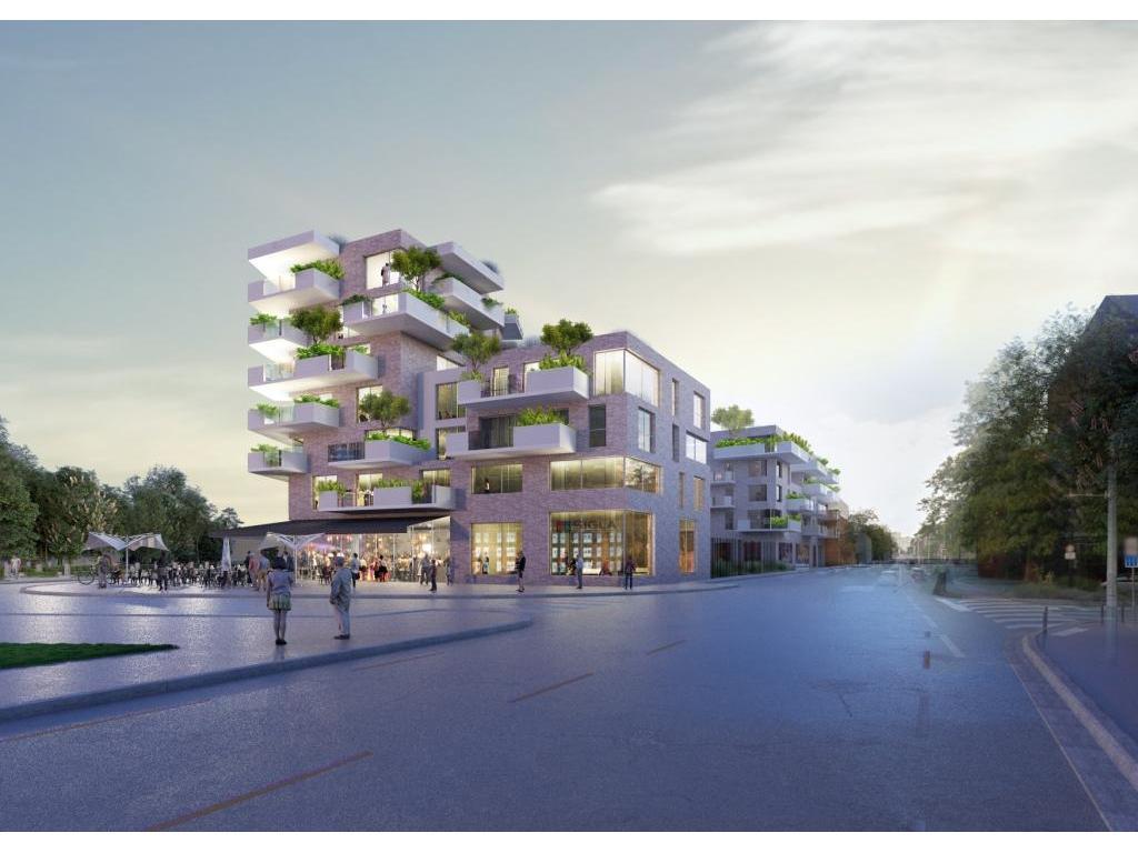 EQUINOX : Réalisation de 66 appartements du T2 au T5