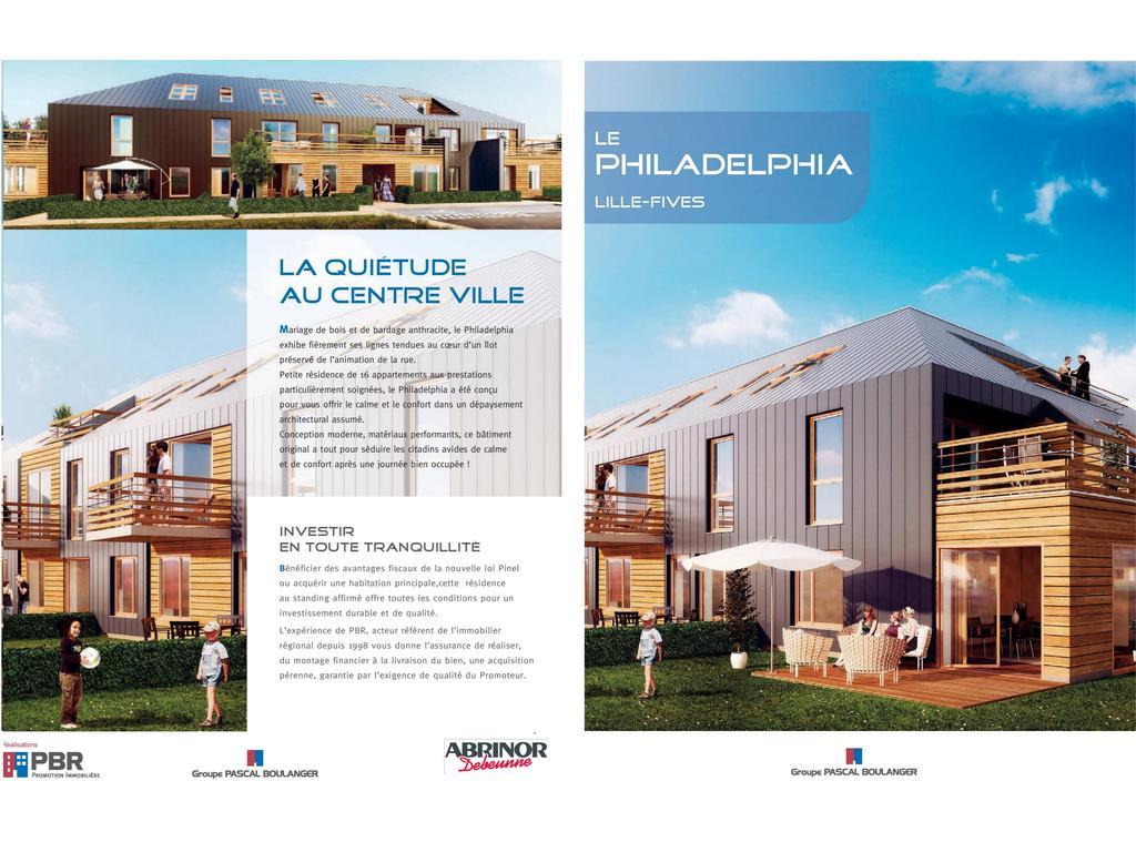 Résidence Le Philadelphia